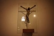 Kristuse figuur Tallinna Toomkirikus 2008